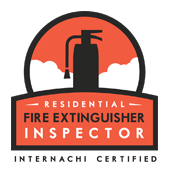 Our Portland home inspectors are certified for fire extinguisher inspections.