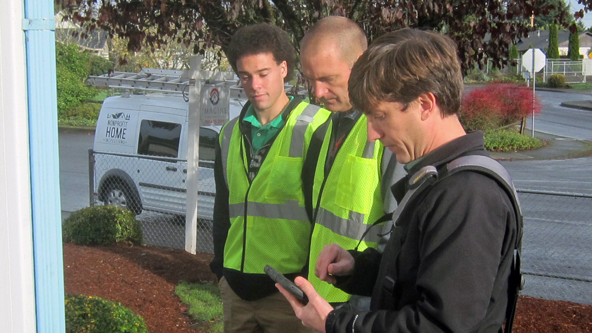 Training for home inspectors in Washington state.