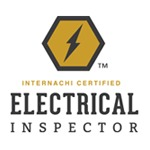 Home inspection training including thorough review of electrical problems.