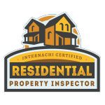 Charles Lewis is certified as a Residential Property Inspector by InterNACHI.