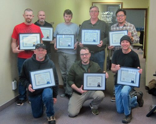 Graduate from Washington home inspector training program.