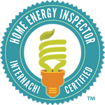 Home energy inspector at Nonprofit Home Inspections.