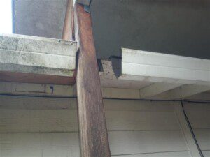 Examples of some problems found in a La Center home inspection.