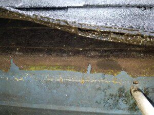 Defects found in a Camas home inspection.
