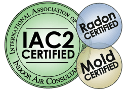 Vancouver, Washington mold and radon testing
