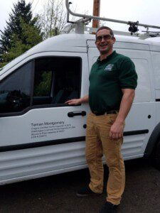 Home inspector conducting home inspections in Salem, Oregon