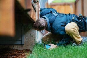 Home Inspection - Stevenson, Washington