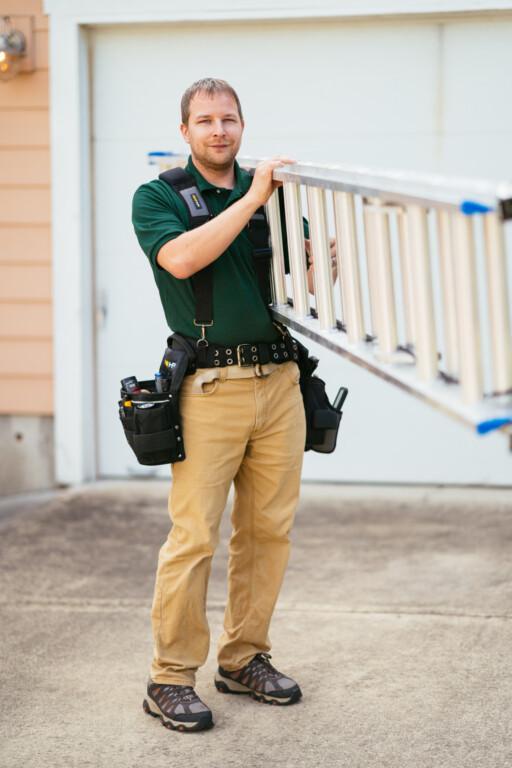 Home Inspector - Stevenson, Washington