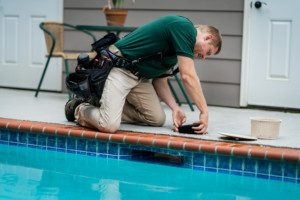 Beaverton, Oregon Pool Inspection
