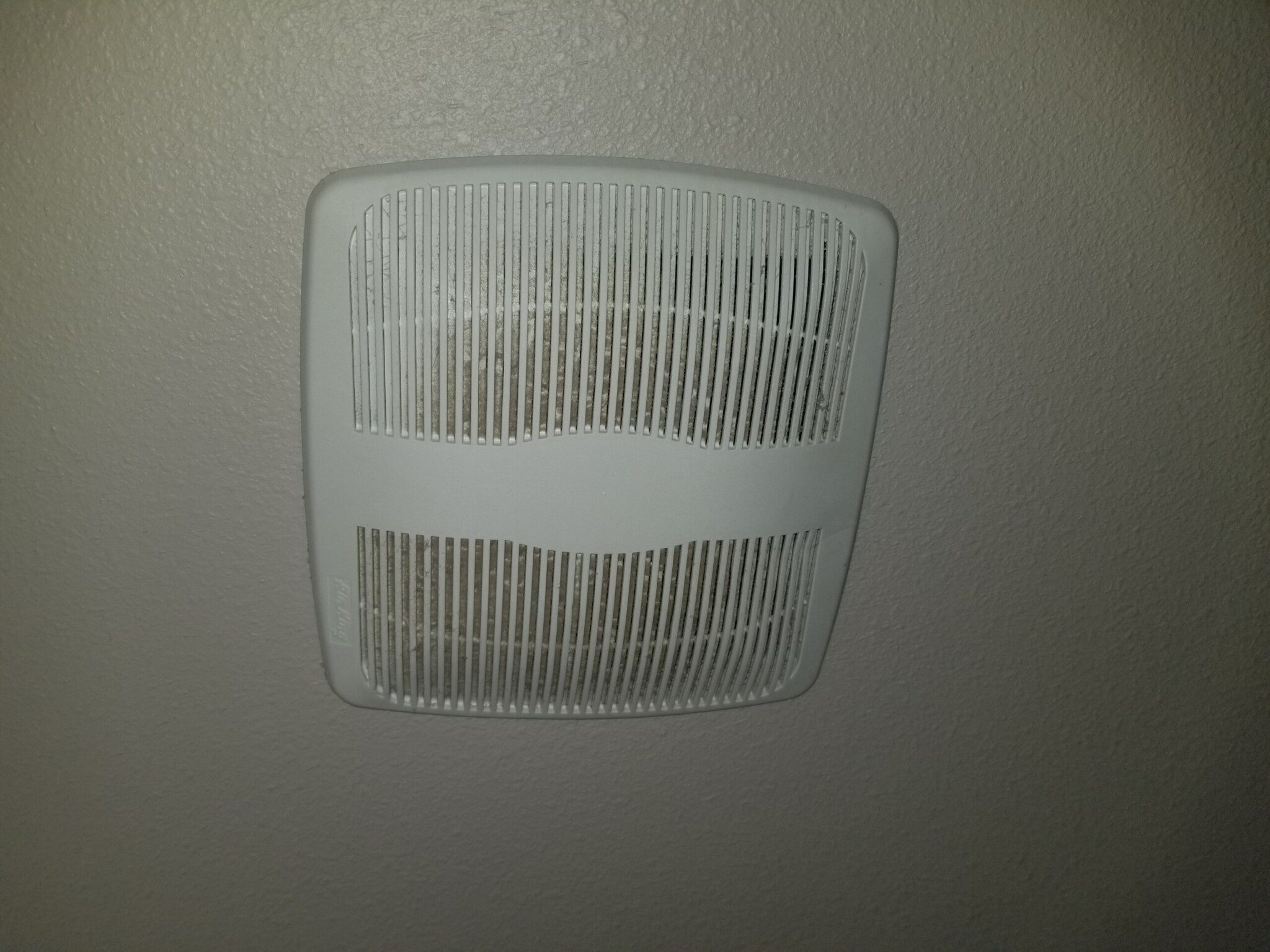 Maintain bathroom fan